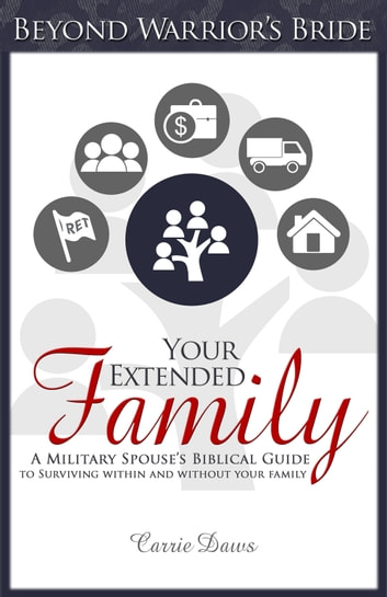 Your Extended Family - A Military Spouse's Biblical Guide to Surviving Within and Without Your Family 電子書籍 by Carrie Daws