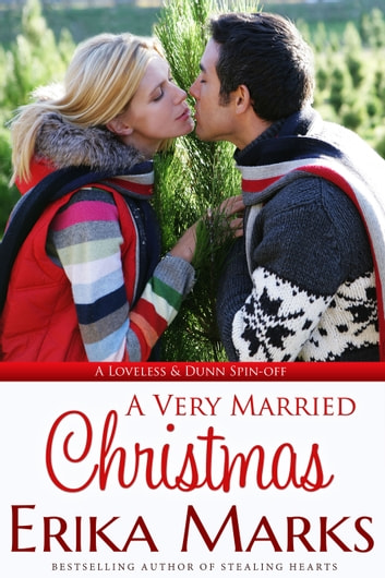 A Very Married Christmas ebook by Erika Marks
