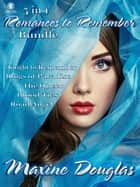 5 in 1 Romances to Remember Bundle ebook by Maxine Douglas