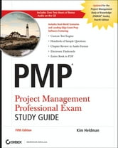 PMP Project Management Professional Exam Study Guide ebook by Kim Heldman