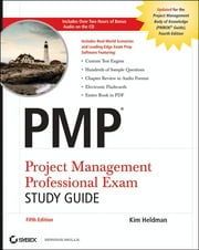 PMP Project Management Professional Exam Study Guide ebook by Kobo.Web.Store.Products.Fields.ContributorFieldViewModel