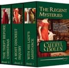 The Regent Mysteries ebook by Cheryl Bolen
