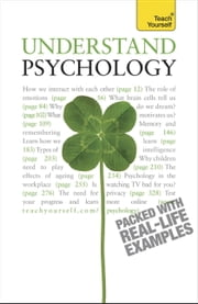 Understand Psychology: Teach Yourself ebook by Nicky Hayes