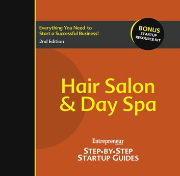 Hair Salon and Day Spa ebook by Entrepreneur magazine