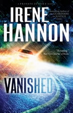 Vanished (Private Justice Book #1), A Novel