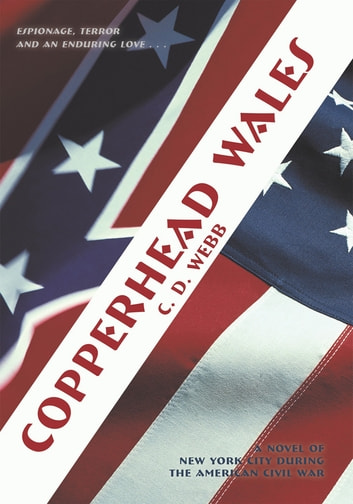 COPPERHEAD WALES - A Novel of New York City during the American Civil War ebook by C. D. Webb