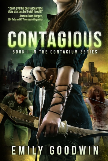 Contagious ebook by Emily Goodwin