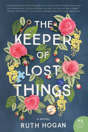 The Keeper of Lost Things - A Novel ebook by Ruth Hogan