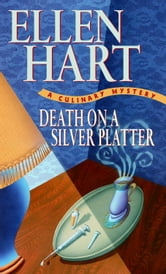 Death on a Silver Platter ebook by Ellen Hart