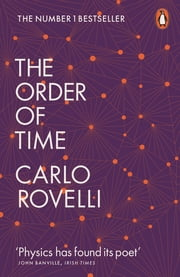 The Order of Time ebook by Carlo Rovelli