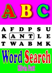 ABC Word Search ebook by Silvia Patt