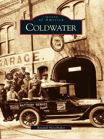 Coldwater ebook by Randall Hazelbaker