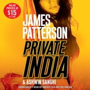 Private India: City on Fire audiobook by James Patterson, Ashwin Sanghi