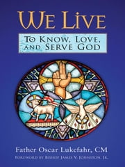 We Live ebook by Lukefahr, Oscar