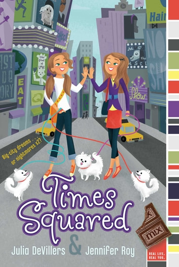Times Squared ebook by Julia DeVillers,Jennifer Roy