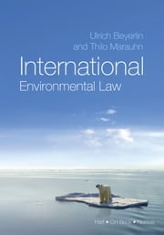 International Environmental Law ebook by Ulrich Beyerlin,Thilo Marauhn