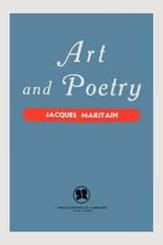 Art and Poetry ebook by Jacques Maritain