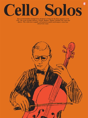 Cello Solos ebook by Amsco Publications