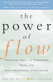 The Power of Flow - Practical Ways to Transform Your Life with Meaningful Coincidence ebook by Charlene Belitz,Meg Lundstrom