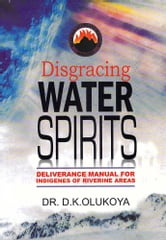 Disgracing Water Spirits ebook by Dr. D. K. Olukoya