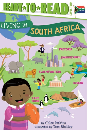 Living in . . . South Africa - With Audio Recording eBook by Chloe Perkins