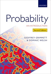 Probability - An Introduction ebook by Geoffrey Grimmett,Dominic Welsh