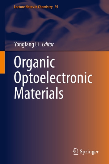 Organic Optoelectronic Materials ebook by