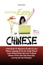 Learning Easy Chinese ebook by Ella O. Owens