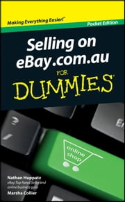Selling On eBay.com.au For Dummies ebook by Nathan Huppatz,Marsha Collier