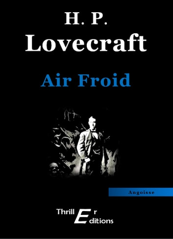 Air Froid ebook by Lovecraft Howard Phillips