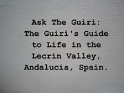 Ask The Guiri: The Guiri's Guide to life in The Lecrin Valley, Andalucia, Spain, for the curious and the perplexed. ebook by Anonymous