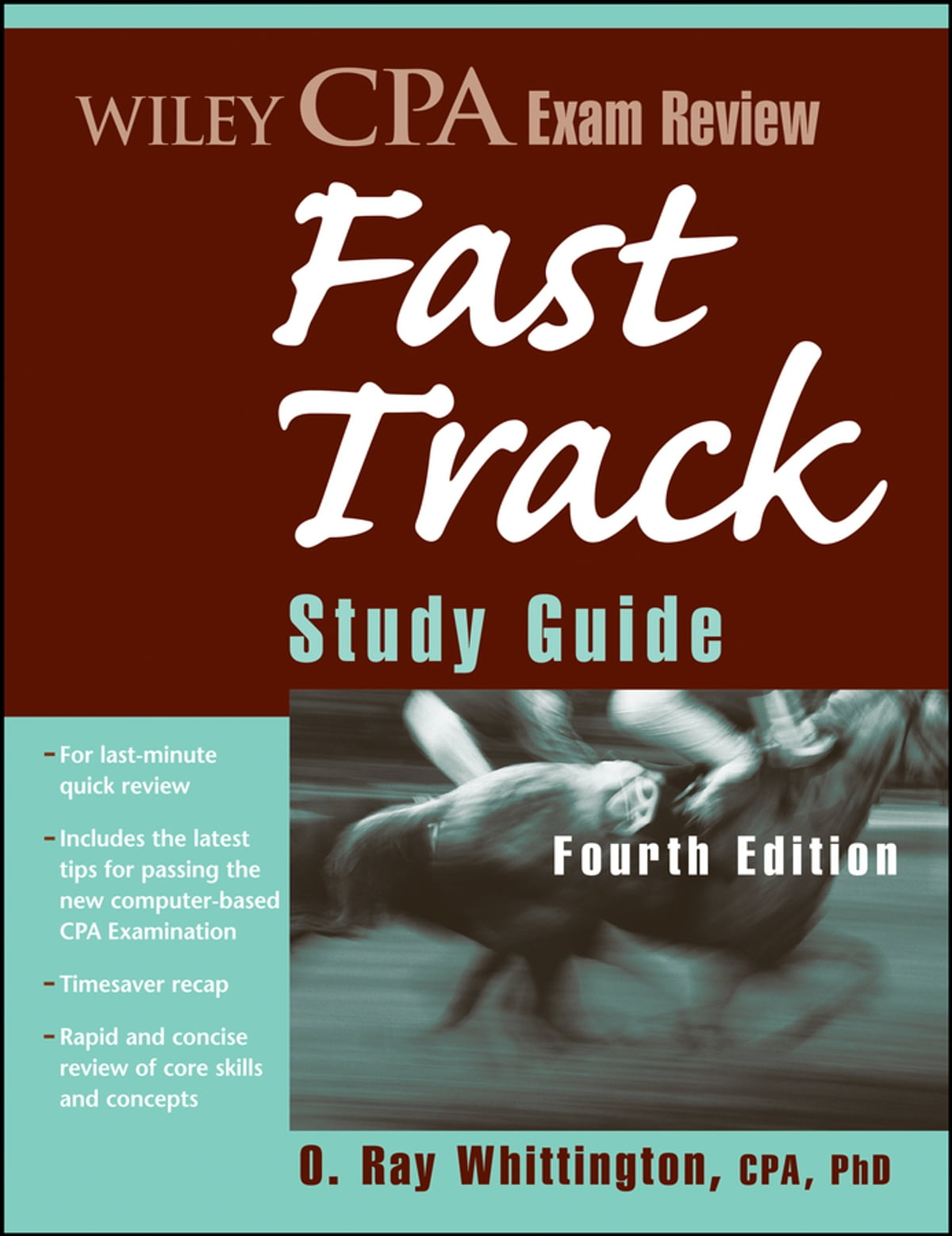 Wiley CPA Exam Review Fast Track Study Guide eBook by O. Ray Whittington -  9780470428658 | Rakuten Kobo