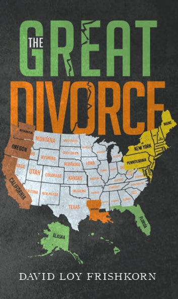 The Great Divorce ebook by David Loy Frishkorn