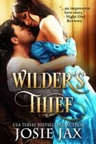 Wilder's Thief ebook by Josie Jax