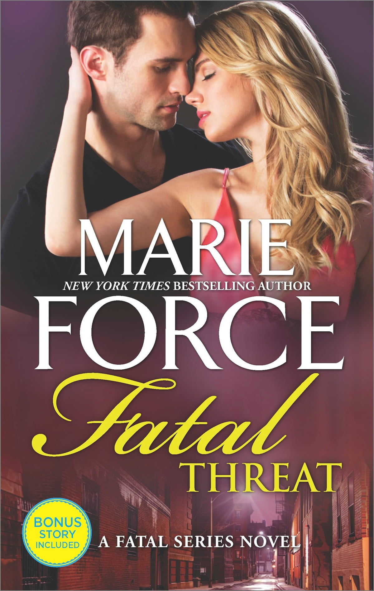 Fatal Threat  A Novel Of Romantic Suspense Ebook By Marie Force
