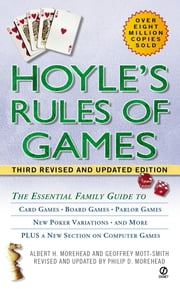 Hoyle's Rules of Games ebook by Albert H. Morehead,Geoffrey Mott-Smith,Philip D. Morehead