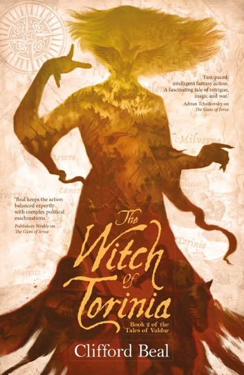 The Witch of Torinia ebook by Clifford Beal