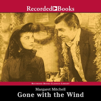 gone with the wind audiobook by margaret mitchell 9781440775895