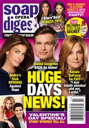 Soap Opera Digest - Issue# 7 - American Media magazine
