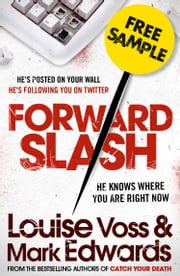 Forward Slash Free Sampler ebook by Mark Edwards,Louise Voss