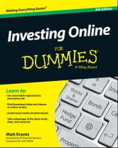 Investing Online For Dummies ebook by Matt Krantz