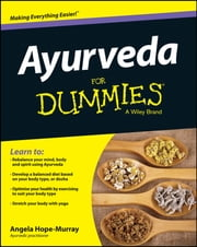 Ayurveda For Dummies ebook by Angela Hope-Murray