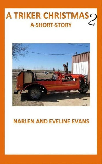 Triker Christmas Two ebook by Narlen & Eveline Evans