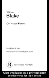 Collected Poems ebook by Yeats, William Blakew B.