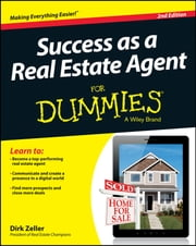 Success as a Real Estate Agent For Dummies ebook by Dirk Zeller
