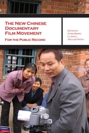 The New Chinese Documentary Film Movement ebook by Hong Kong University Press