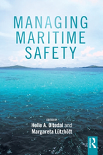Managing Maritime Safety ebook by