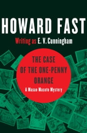 The Case of the One-Penny Orange ebook by Kobo.Web.Store.Products.Fields.ContributorFieldViewModel