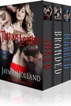 Tattoos and Leather Box Set ebook by Jaymie Holland,Cheyenne McCray