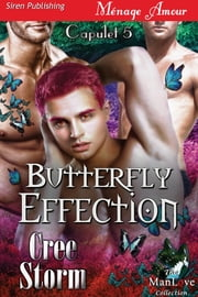 Butterfly Effection ebook by Cree Storm